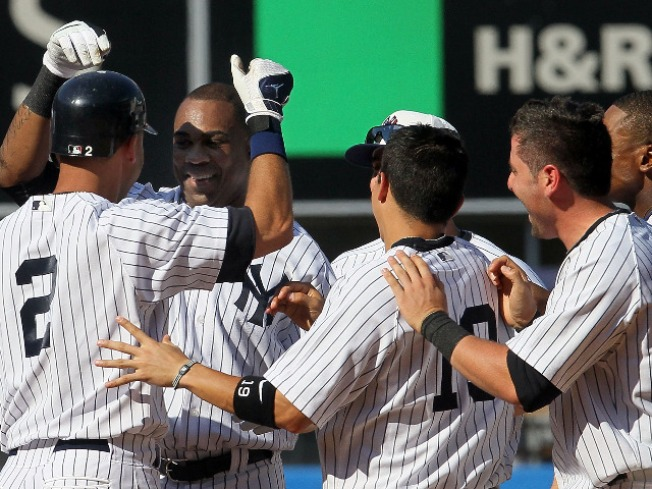 Whatever Goes Wrong, Yankees Still End Up on Top