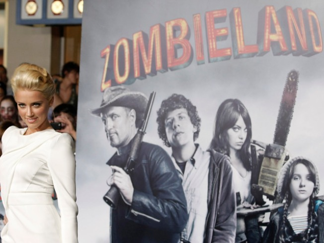 "Fans Feast On ""Zombieland"" With $25 Million Debut"