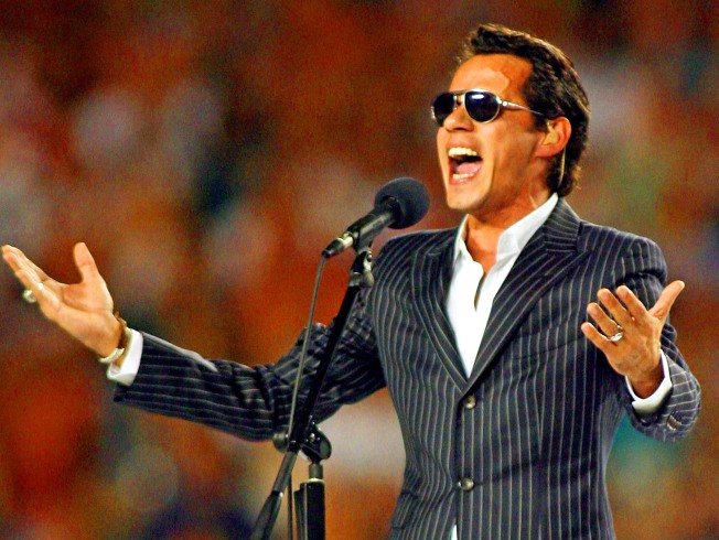 Marc Anthony to Lead Puerto Rican Day Parade