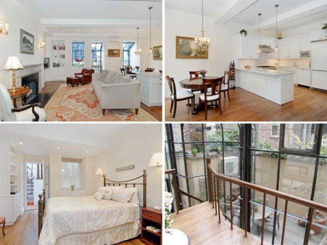Murray Hill Duplex That J.P. Morgan Built Wants $1.675 Million