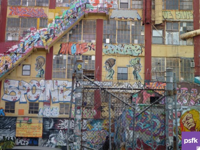 Street Artists Find Safe Haven in Queens