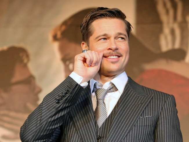 Brad Pitt Kicks in For U.S. World Cup Bid