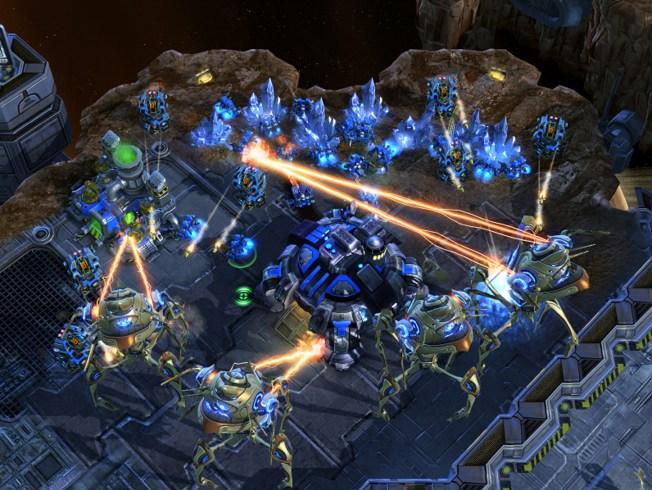 """StarCraft"" Phenomenon Gets New Life"