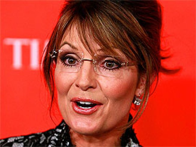 "Palin ""Refudiates"" Mosque Near Ground Zero"