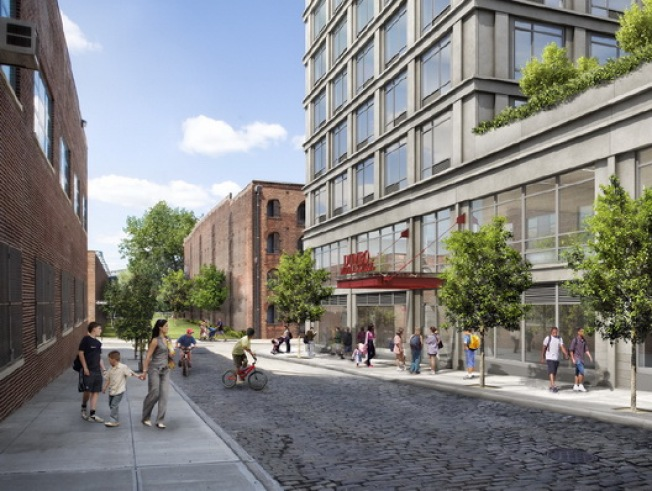 King & Prince of Dumbo Convince City to Love Dock St. School