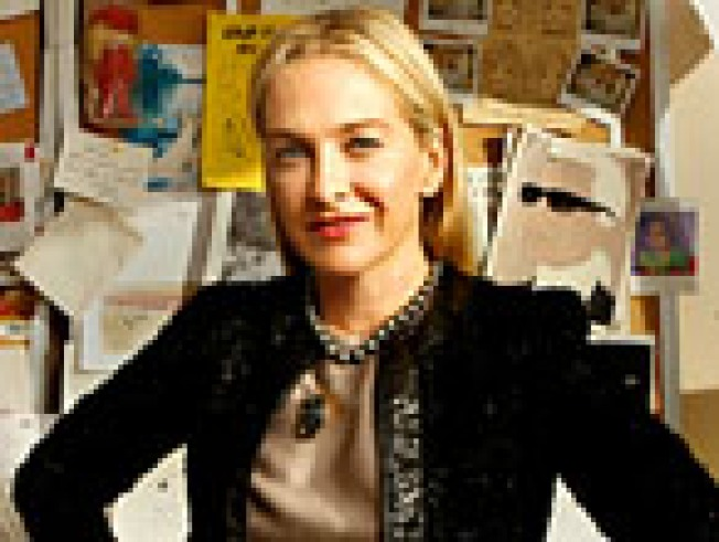 Anne Slowey: Elle's fashion news editor Anne Slowey...
