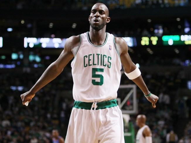 Kevin Garnett: No Regrets Over NBA Suspension