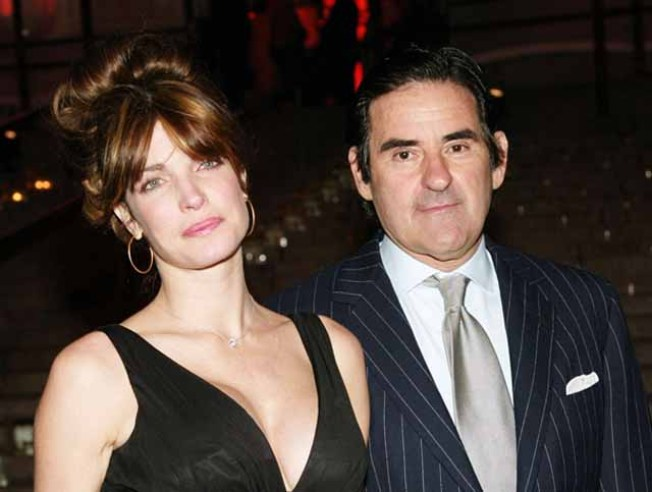 Supermodel Stephanie Seymour, Hubby Trying to Reconcile