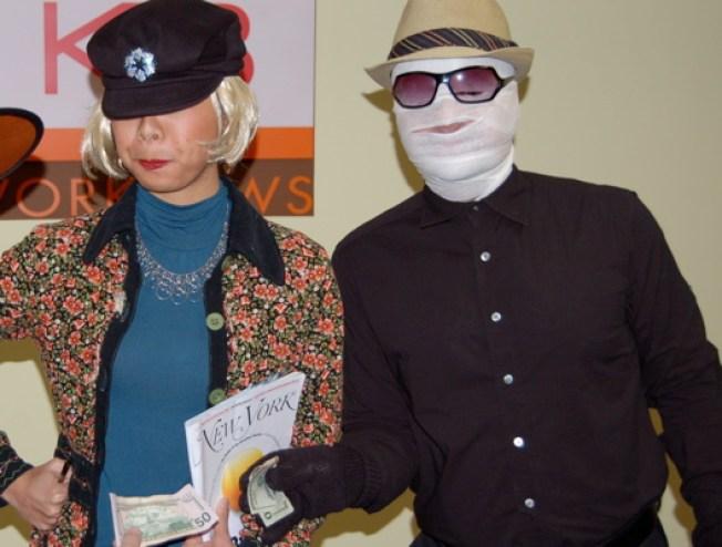 Halloween Hijinks: The Gael Greene Doppelganger