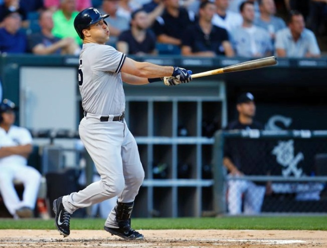 Teixeira's 6 RBI Rocket Yanks Past White Sox