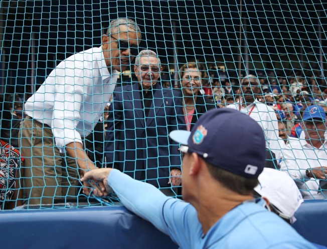 Tampa Bay Rays Beat Cuban Team 4-1 in Havana