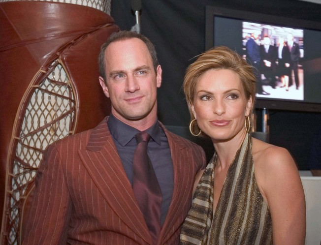 """Law & Order: SVU""'s Hargitay Talks About Meloni's Departure"
