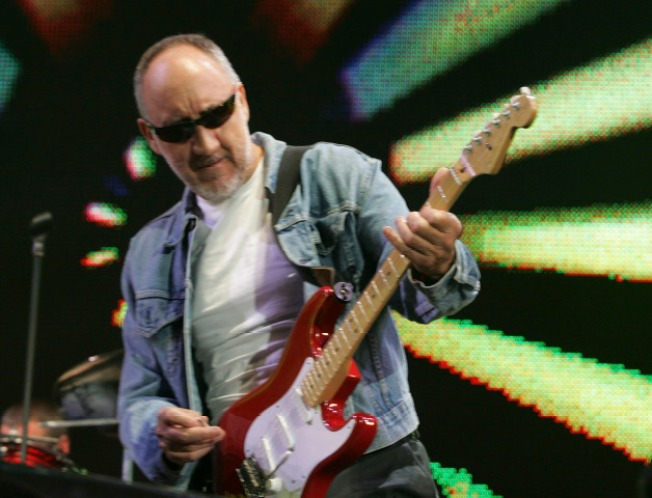 Pete Townshend: No Substitute for Super Bowl Show