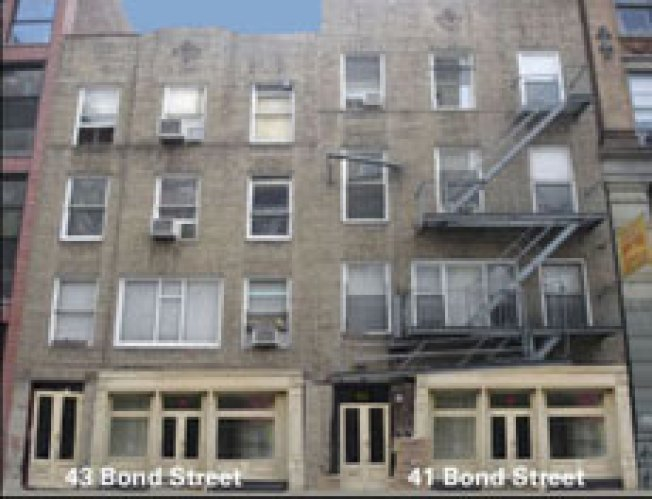 CurbedWire: Bond Street Oldies, 60 Years of Stuytroversy