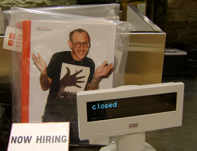 Nobody Wants Terry Richardson's Uniqlo Picturebook