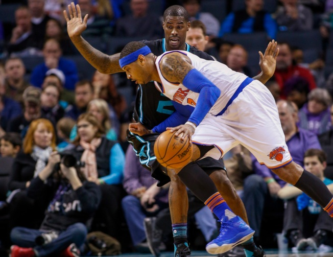 Lin, Walker Help Hornets Sting Knicks 97-84