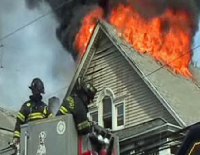 Two Conn. Firefighters Killed in Massive Blaze