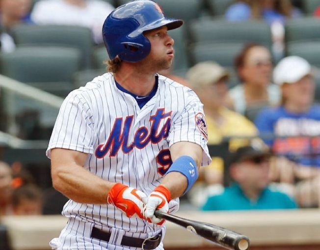 Nieuwenhuis Homers 3 Times as Mets Beat D'Backs
