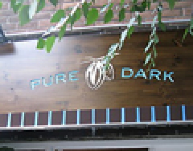 Niche Sweet Shops: A new store called Pure Dark...