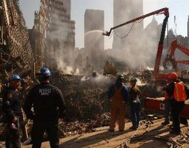 Many New York 9/11 Workers, Residents Still Sick