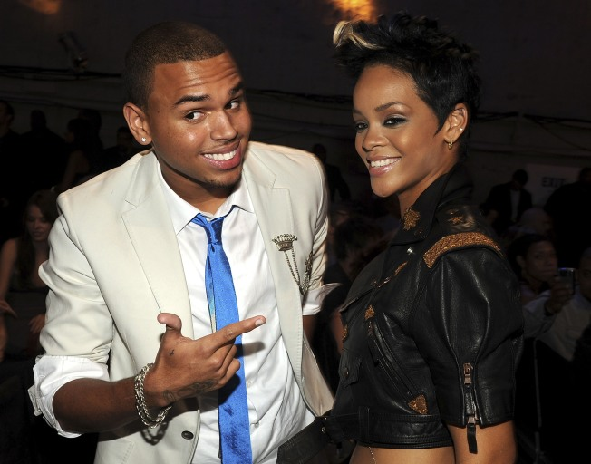 No Rihanna, Brown Duet Since Assault: Report