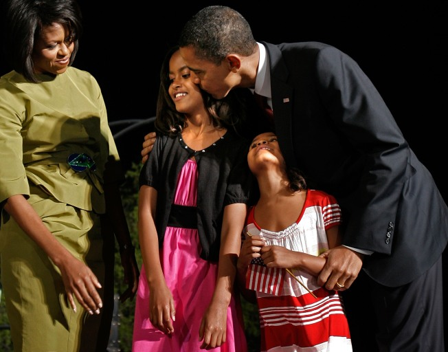 Obama Family Narrows Down Pooch Pick