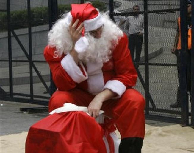 Snowball Santa Celebrates 40th Anniversary