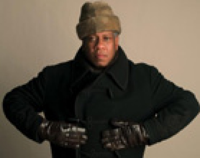 Poor Andre: Vogue Editor-at-Large Andre Leon Talley was...
