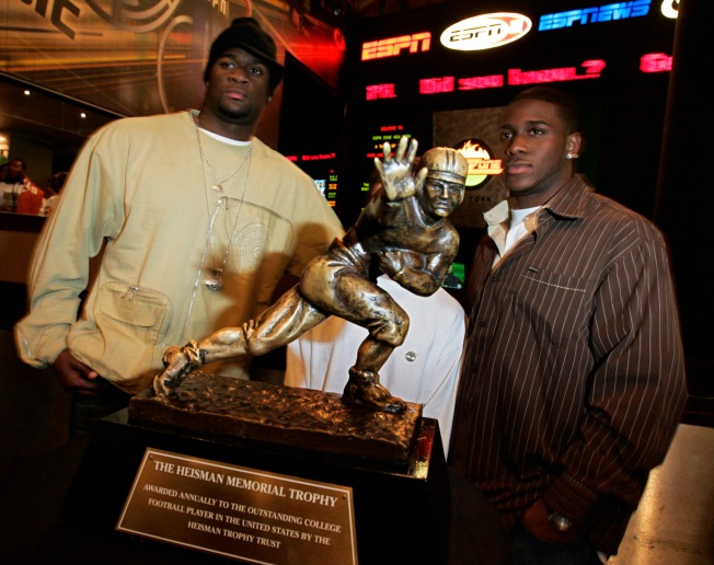 Heisman Trust: No Trophy for 2005