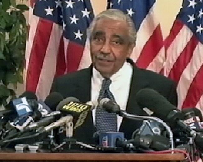 "Rangel Seeks ""Fairness"" in Ethics Case"