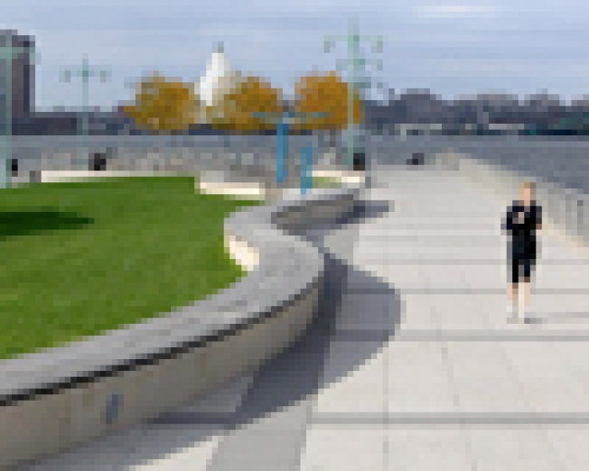 Park Made Everyone Rich: Friends of the Hudson River Park...