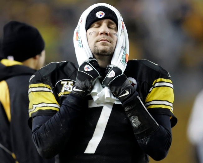 Roethlisberger Avoids Legal Sack, But QB Still Scrambling