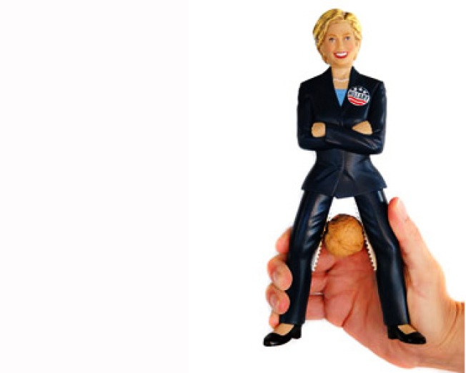 Deal of the Day: Hillary Clinton Nutcracker
