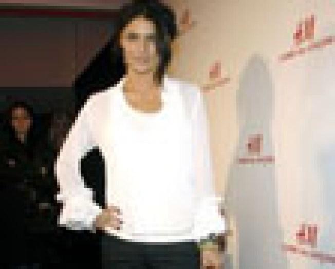 Red Carpet Slips: Gossip Girl star Jessica Szohr showed...