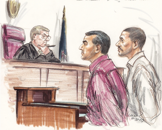 Additional Charges for Men Accused of Supporting al-Qaida