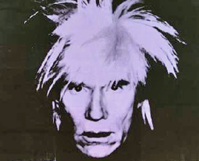 Warhol Self Portrait Auctioned for $32.6M