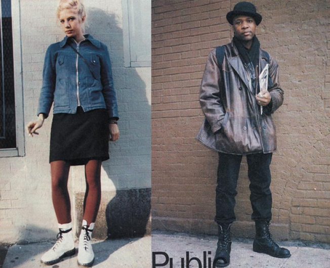 RackedWire: A '90s Flashback; Williamsburg Fashion Weekend; Hamster Races