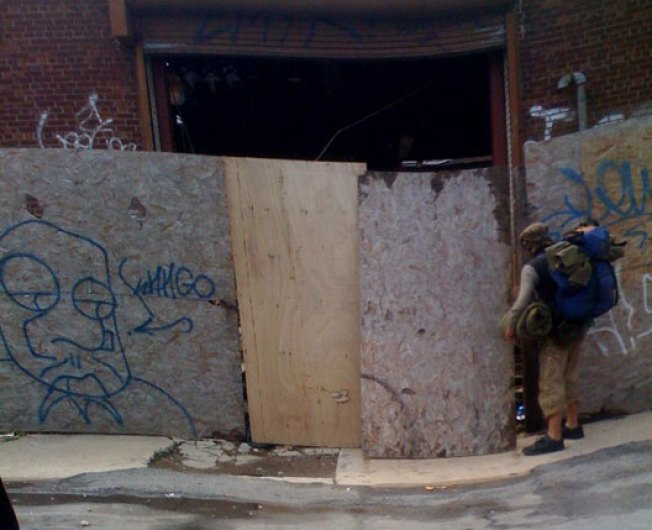 Reader Rant: Williamsburg's Squatters' Row Has Got to Go