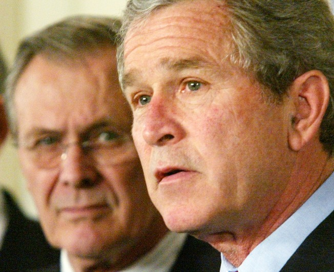 Lies and the Iraq War: Then and Now