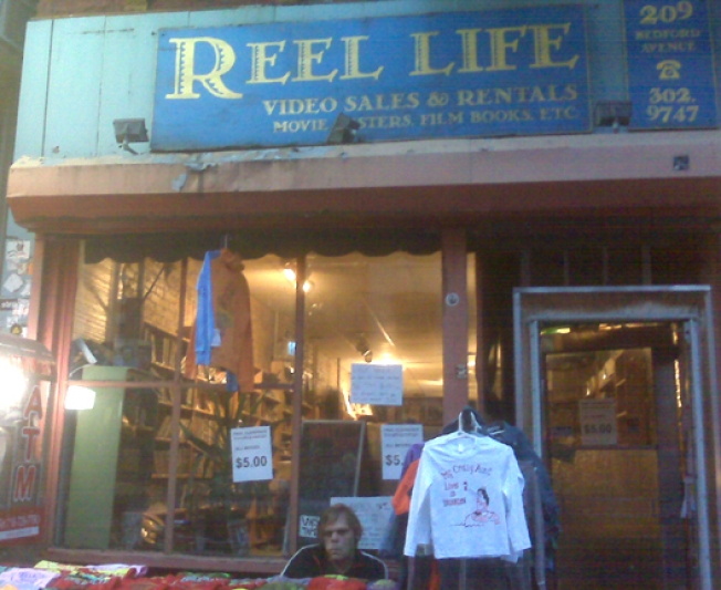 Discontinued: Reel Life Departs Williamsburg