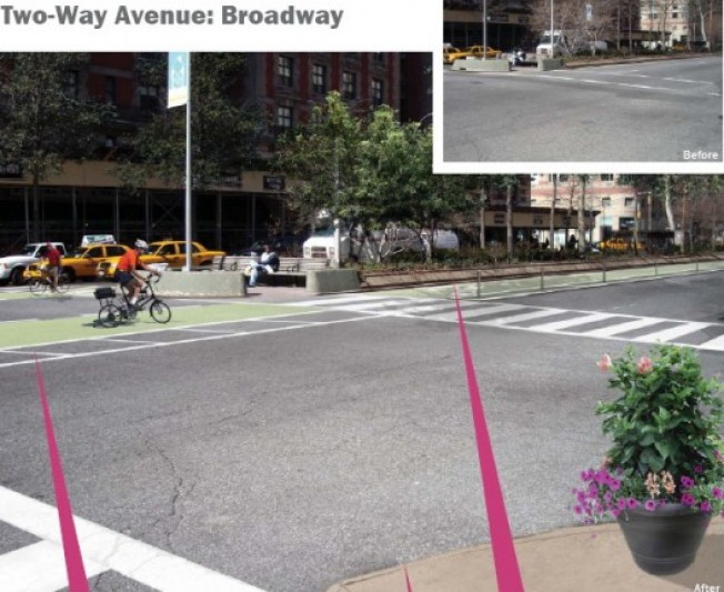 Would a UWS Redo Be Pedestrian Paradise & Car Hell?