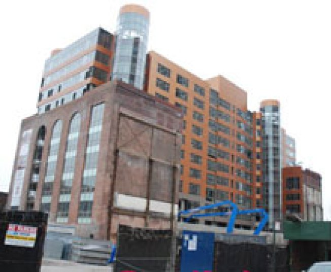 Long Island City's Powerhouse, Now Yours To Rent