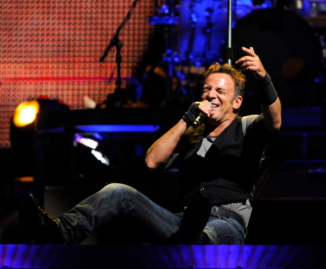 New Springsteen Concert Flick Gets Rave Reviews