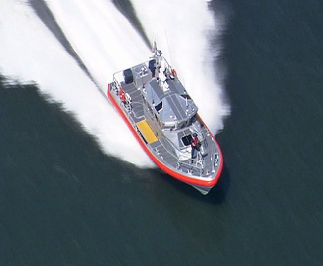 NYPD, Coast Guard Hold Terror Drill