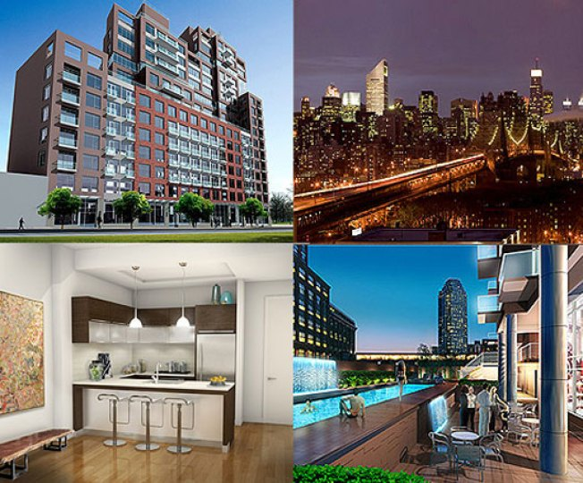 Some Buyers at LIC's Crescent Club Can Back Out