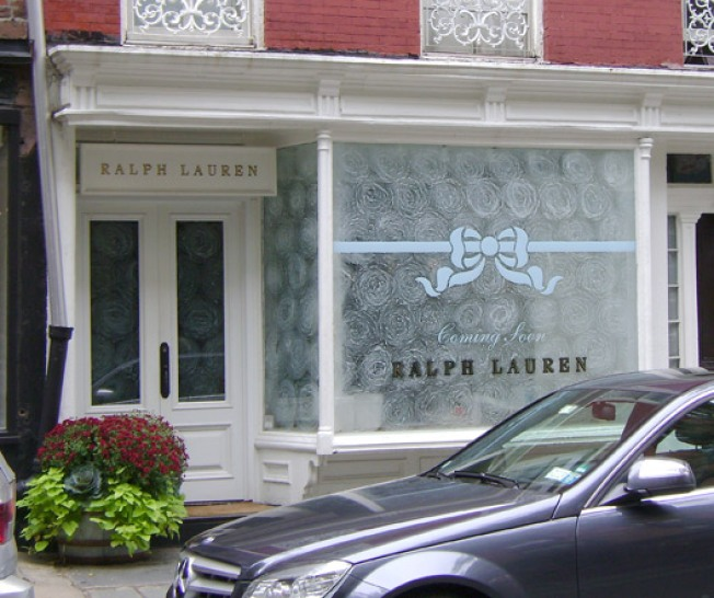 Storecasting: Ralph Lauren Switches to Kids