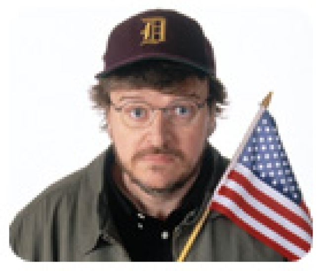Michael Moore's Slacker Uprising Now Available