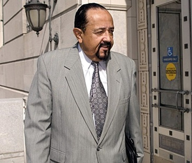 Former Pol Convicted of Fraud, Bribery