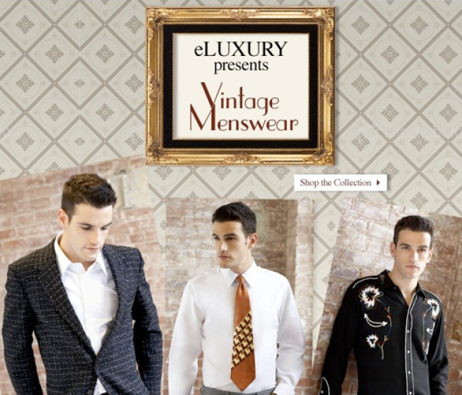 Sign of the Times? eLuxury Selling Vintage
