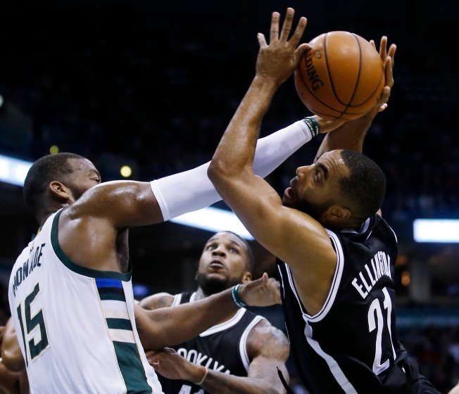 Winless Nets Lose to Bucks, 94-86